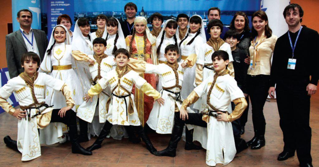 """театр танца """"Акъташ"""""""