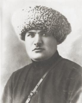 Кахриман Пашаевич Диярханов