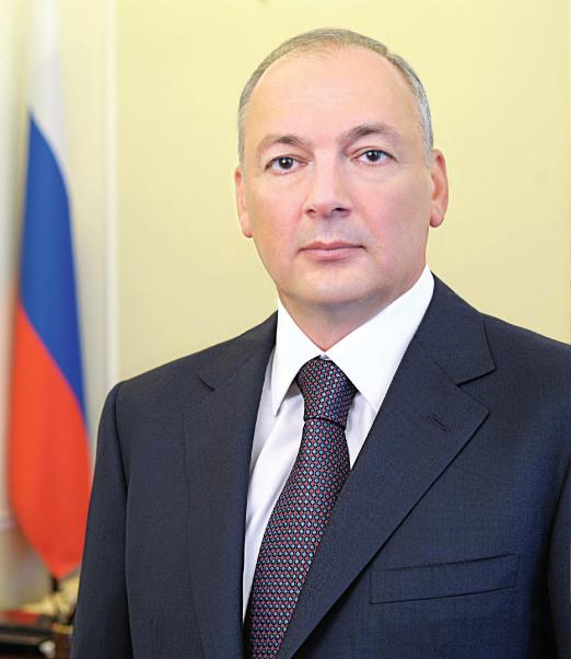 Заместитель Руководителя Администрации Президента Российской Федерации М. Магомедов