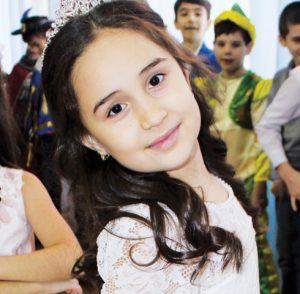 Эльмира, 9 лет