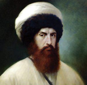 Шамиль, имам Дагестана и Чечни