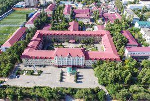 Студенческий городок ДГТУ