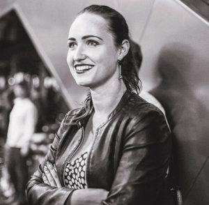 директора по счастью клиентов Агентства продающих событий Ольга Вепрецкоя.