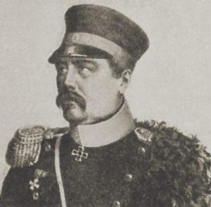 Генерал-майор Клюки-фон-Клюгенау