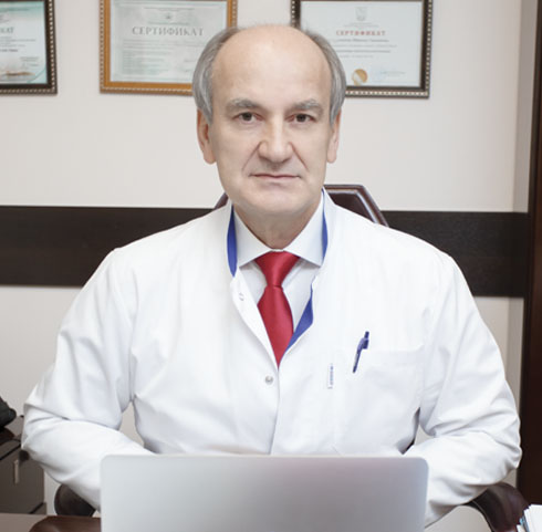 Ибрагим Уцумиевич
